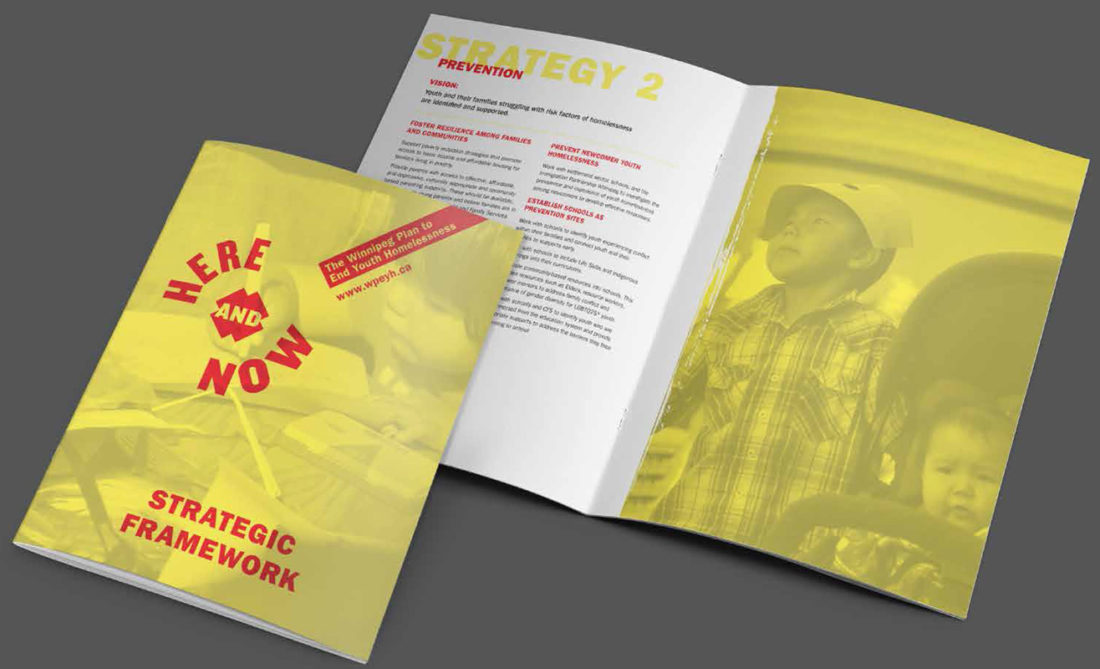 strategic framebook booklet