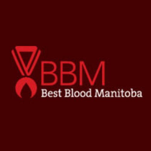 best blood manitoba