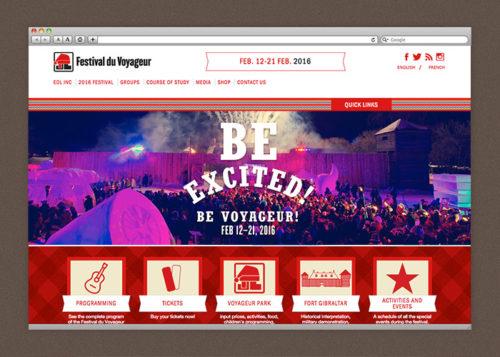 2016 Festival du Voyageur