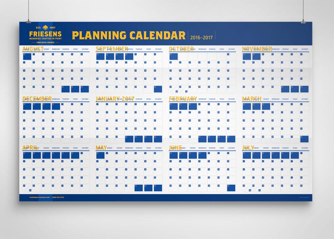 Friesens Corporation - calendars