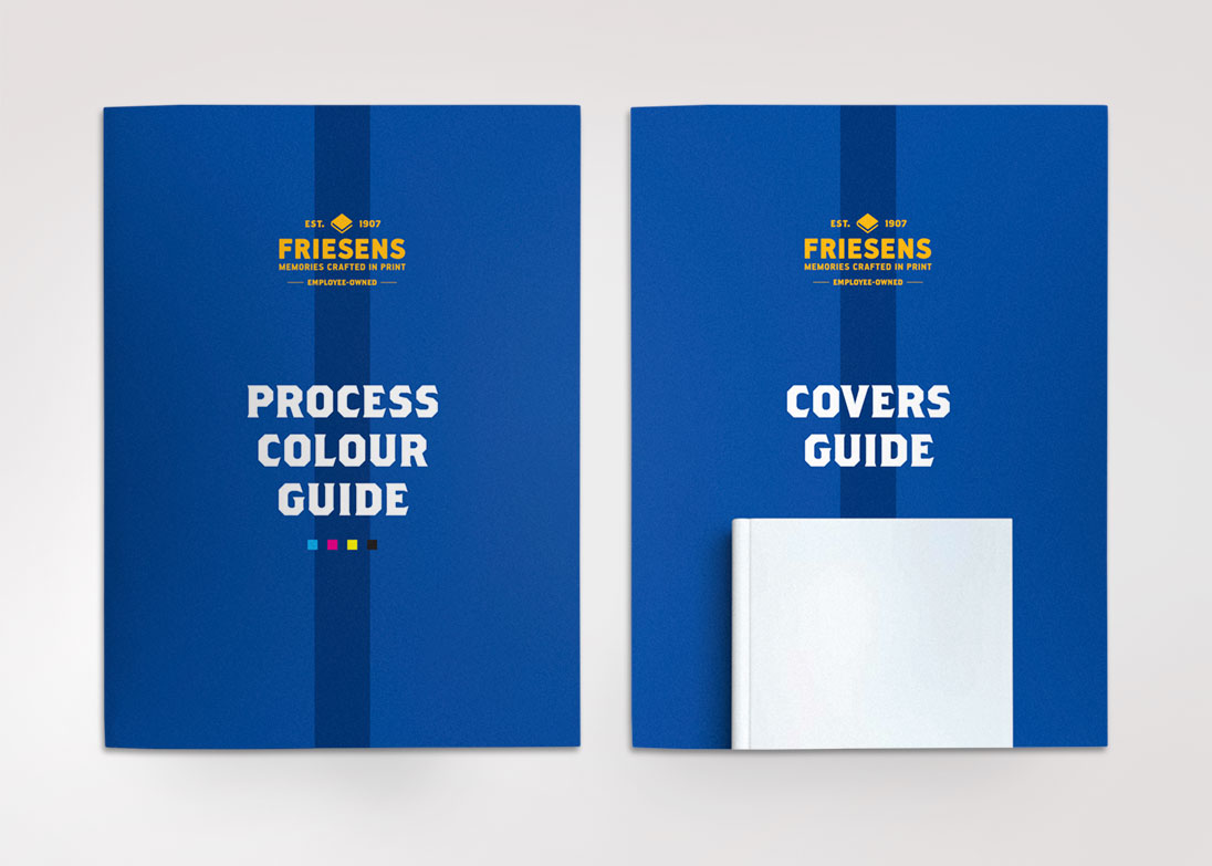 Friesens Corporation - print covers