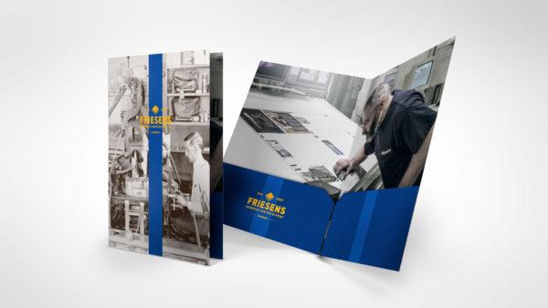 Friesens Corporation - folders