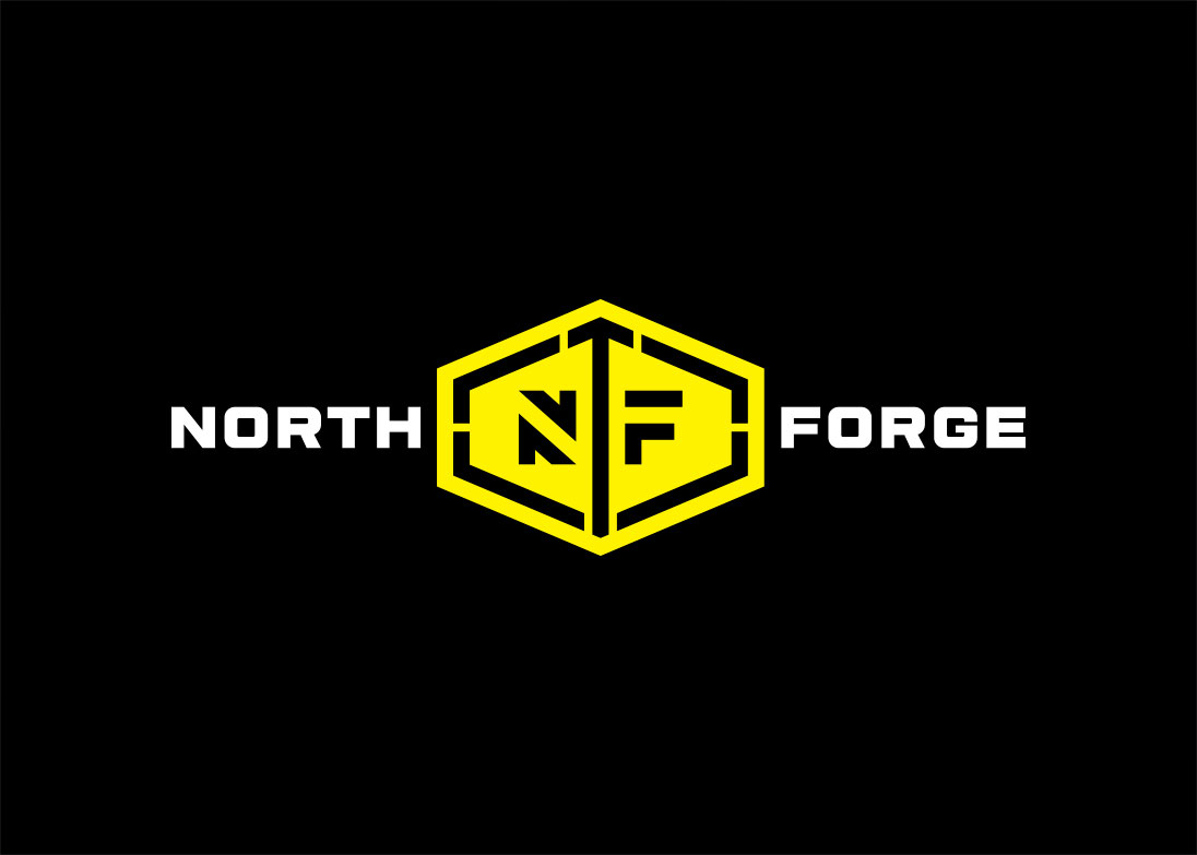 north forge logo - dark