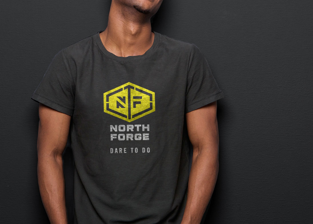 north forge t-shirts