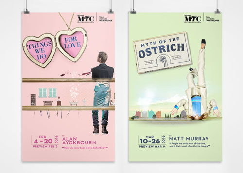 RMTC 2015 / 2016 season posters