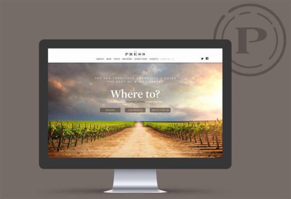 san francisco chronicle press website
