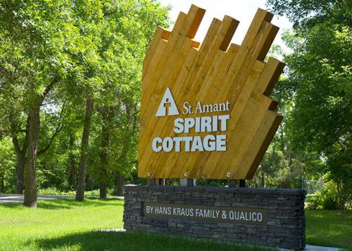St. Amant Spirit Cottage