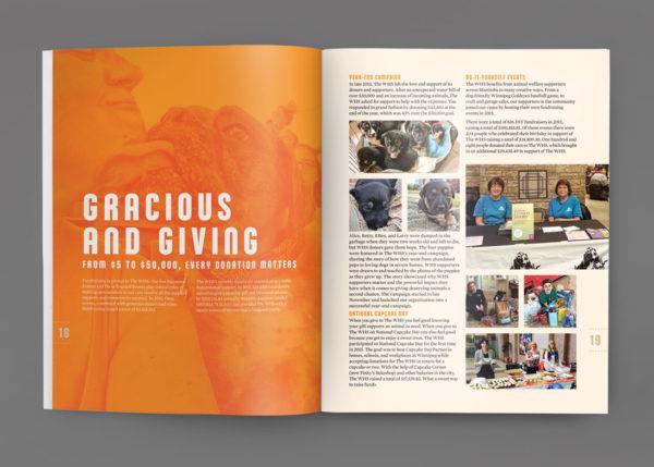 Winnipeg Humane Society - booklet