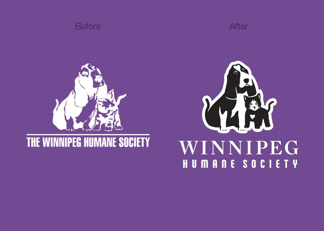 Winnipeg Humane Society - logos