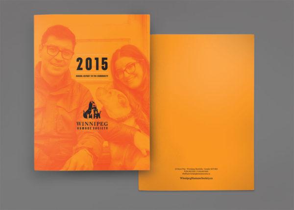 Winnipeg Humane Society - colour treated materials