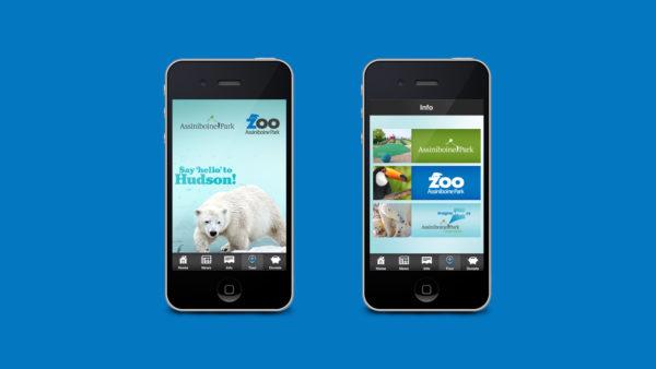 Assiniboine Park App Feature 1