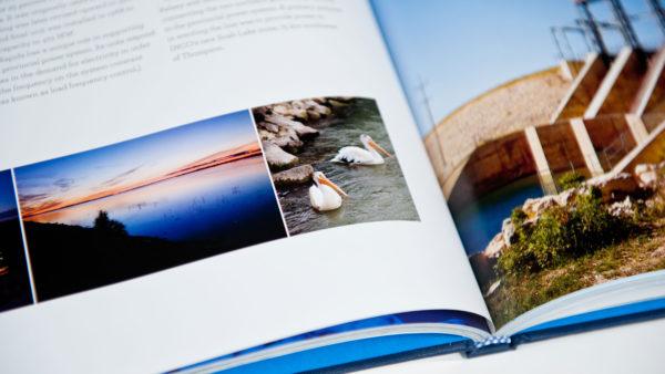 Manitoba Hydro book