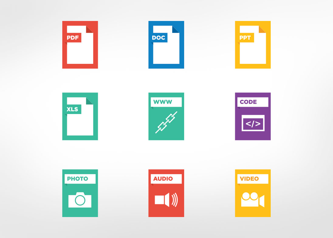Quio app icons - colour
